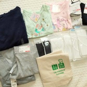 UNIQLO♡購入品*取寄せ依頼*5/3すみっココラボ♡ナルミヤクーポン♡