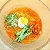 岩手盛岡といえばの盛岡冷麺を担々冷麺に!?の画像