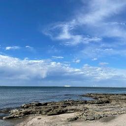 画像 海沿いをお散歩✨ の記事より 1つ目