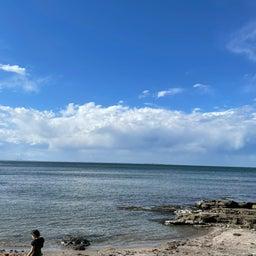 画像 海沿いをお散歩✨ の記事より 2つ目
