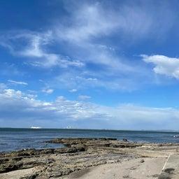 画像 海沿いをお散歩✨ の記事より 3つ目