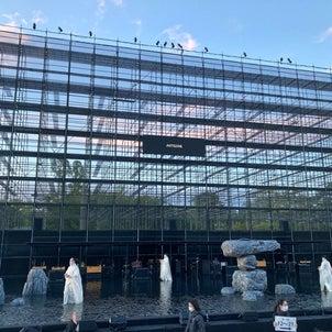 ギリシャ悲劇 「アンティゴネ」 in 静岡 駿府公園の画像