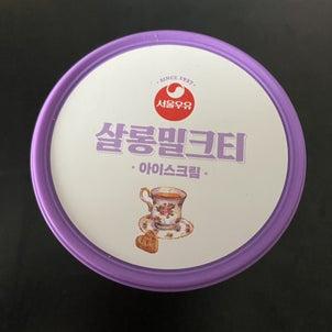 リピート決定!韓国コンビニアイスの画像