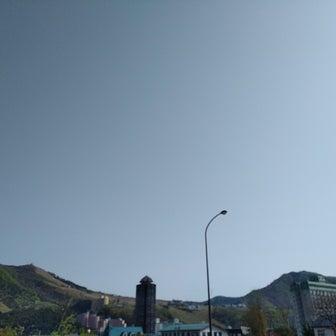 """5/4 越後湯・・晴天 3年前の悩み(^^)""""100mは、どうやったら速く走れるのか・・・"""""""