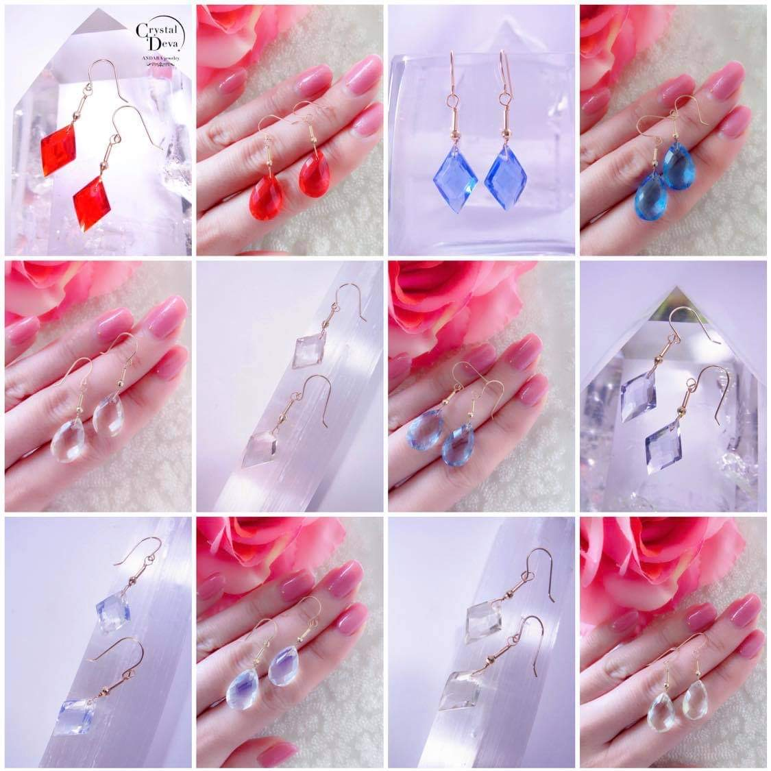ANDARA earrings