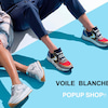 VOILE BLANCHE  ポップアップ IN STANCE!!!の画像
