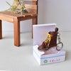 ■記念に作るミニチュア革靴3作品【オーダーメイド制作例☆革工房オキシオクラフト】の画像