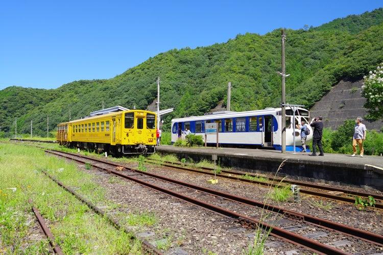 江川崎駅823