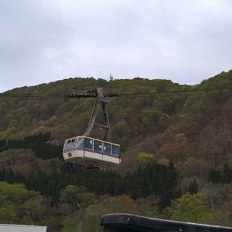 かぐらスキー場からおはようございます!