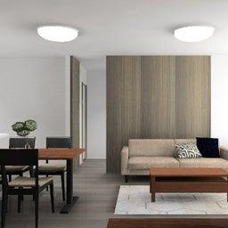 画像 マンションの家具の配置提案 ⑤ マンションの構造体の柱がお部屋の角にある間取りの家具の配置術 の記事より 4つ目