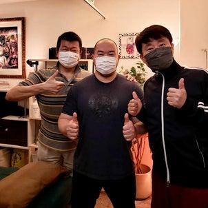 阿久津貴史選手からお祝いの高級マカロン頂きました!の画像
