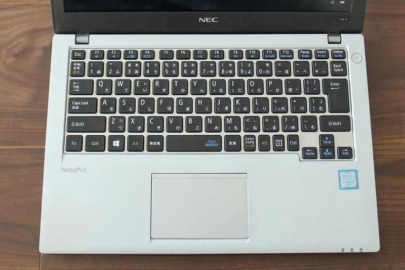 NEC VersaProのNXパッド