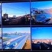 山形の町の息吹や風景がリアルテレビに!…朝、昼、夜の街の姿が見られる。