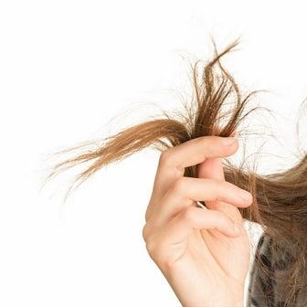 何もしないから髪は傷む