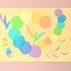 【教室レポート】色んな紫のねんどを作ろう!の画像