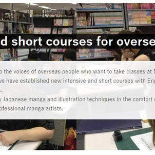 Intensive and short courses are started !!!の画像