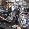 USAのKZ! カワサキ KZ1000 A2 神奈川県 矢澤様、St4整備開始! リンカーン黒、の画像