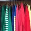 色とりどりの服を着飾っていたあの頃の心境とは。の画像