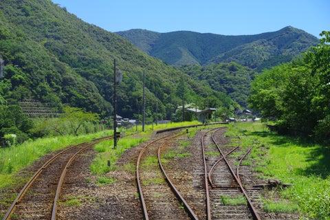 江川崎駅829
