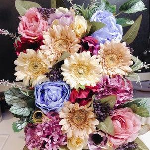 ★クリニックのお花★の画像