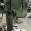 KIRA ボール盤 NRD-13R クイル修理の画像