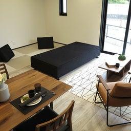 画像 『フラットソファのある暮らし』ソファをクッションの床として考える!!BIGJOYのソファ提案! の記事より 3つ目