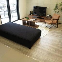 画像 『フラットソファのある暮らし』ソファをクッションの床として考える!!BIGJOYのソファ提案! の記事より 2つ目