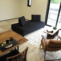 画像 『フラットソファのある暮らし』ソファをクッションの床として考える!!BIGJOYのソファ提案! の記事より 4つ目