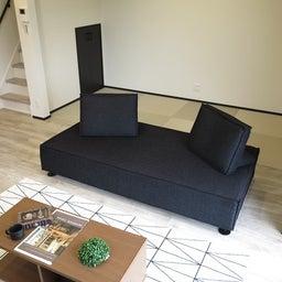 画像 『フラットソファのある暮らし』ソファをクッションの床として考える!!BIGJOYのソファ提案! の記事より 9つ目