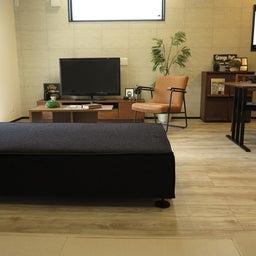画像 『フラットソファのある暮らし』ソファをクッションの床として考える!!BIGJOYのソファ提案! の記事より 1つ目