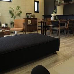 画像 『フラットソファのある暮らし』ソファをクッションの床として考える!!BIGJOYのソファ提案! の記事より 6つ目