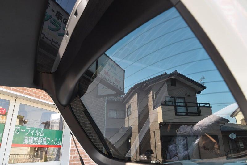 カーフィルム 群馬 富岡