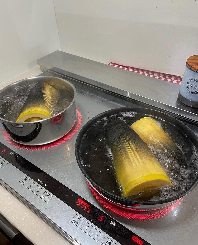 タケノコの土佐煮♪