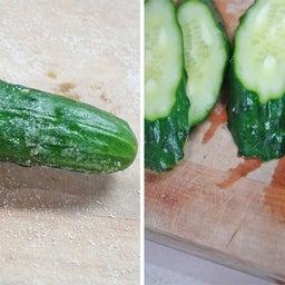 画像 焼豚とたっぷり野菜の胡麻ドレつゆかけ冷やし中華 の記事より 8つ目