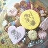 母の日と江戸和菓子の画像