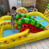 我が家の初プール!の画像