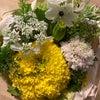 母の日 いつもの嬉しい花束とメッセージの画像