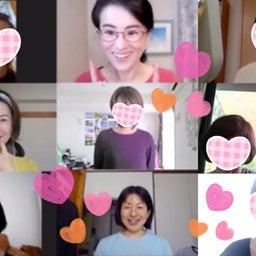 画像 母の日、ママの日、笑顔の日♡オンラインイベントレッスン♪開催しました!仙台みちヨガ の記事より
