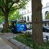 連接バス「BAYSIDE BLUE」に乗ってきた(横浜)の画像