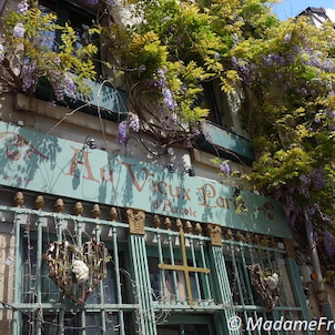 女子がときめくパリのフォトジェニックなレストランの画像