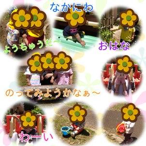 久しぶりの中庭(*^-^*)の画像