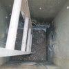 コンクリート桝の水漏れ修理の画像