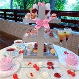 ANAクラウンプラザホテル大阪  ~ ベリーベリーピンクアフタヌーンティー ~(北新地)の記事画像