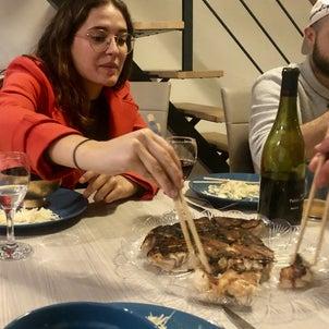 フランス人に人気の日本料理【*寿司&餃子*】の画像