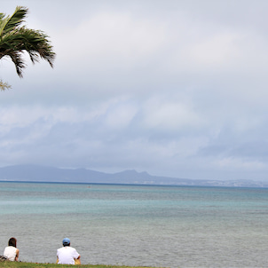 ムシムシ湿度をなんとか島風がカバーです。の画像