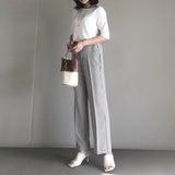 【GU】完売人気に納得のGU美脚パンツの記事画像