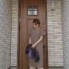 【お知らせあり】GUワンピースでお家コーデの画像