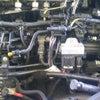 BMWディーゼル~W126の配線修理の画像