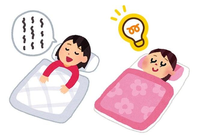 寝言・ひらめき・レム睡眠
