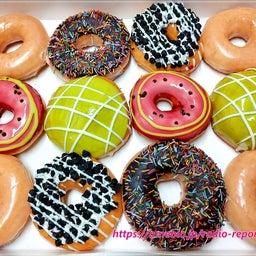 画像 スイカとメロンの限定ドーナツ☆クリスピー・クリーム・ドーナツの初夏はフルーツ祭り♪ の記事より 6つ目